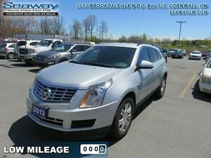 2013 Cadillac SRX LUXURY FWD   - $175.56 B/W - Low Mileage