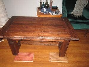 MRH Farmhouse style coffee tables-