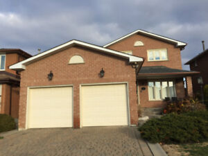 specious bsmt for Rent in Maple of Vaughan/full furniture$1350