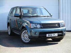 2011 Land Rover RANGE ROVER SPORT SDV6 SE Automatic Estate
