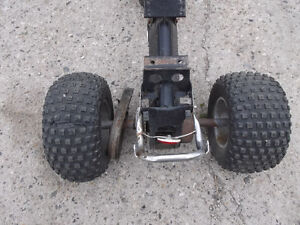 Chassis only for 1980 Honda ATC 70 Moose Jaw Regina Area image 4