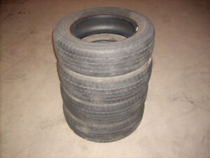 195/65-15 FIRESTONE AFFINITY ALL SEASON TIRES FOR SALE