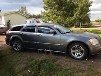 2005 dodge magnum with magnaflow exhaust