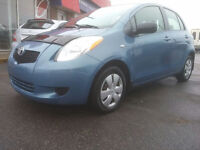 2007 TOYOTA YARIS AUTOMATIC LE TRES PROPRE 8 PNUES