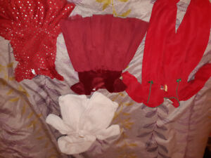 Baby girl Christmas outfits 6-12 months