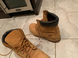 Timberland boots, men's size 10M