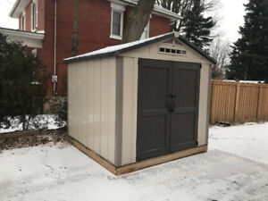 8'x8' shed for sale