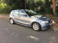 2005 BMW 1 SERIES 2.0 118I ES (LONG MOT TO 24TH AUGUST 2017)