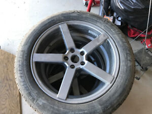 Acura MDX Winter Tires and Rims