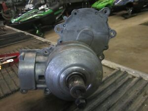 arctic cat sled parts..2010 gearcase assembly...we can ship to