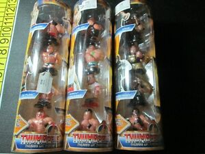 WWE THUMBPERS    $15 EACH PACK