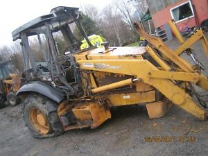 CASE 580 SL BACKHOE (((((FOR PARTS ONLY)  just in