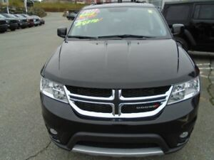 2017 DODGE JOURNEY SXT (WAS $36,590 NOW $26,990)