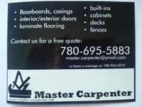 German Master Carpenter