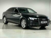 2018 Audi A4 1.4T FSI SE 4dr S Tronic SALOON Petrol Automatic