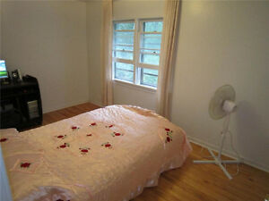 Room for rent in Deep River, upstairs, in a three-bedroom house