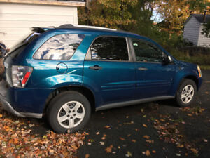 2006 Chevrolet Equinox LS SUV FOR PARTS ONLY
