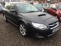 2008 SUBARU LEGACY 2.0D RE DIESEL ESTATE