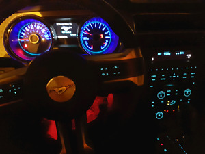 Mustang 2014 primium