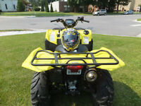 500 KING Quad  NEW MACHINE