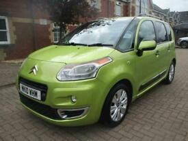 image for 2010 Citroen C3 Picasso HDi Exclusive MPV Diesel Manual