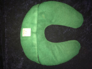 Neck relaxation pad