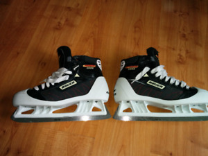 Patins gardiens de but