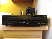 TEAC PD-D1500 CD MULTI PLAYER FOR SALE