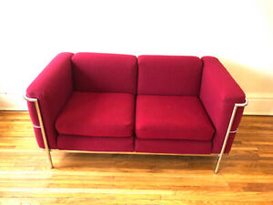 Art Deco Le Corbusier Designed Couch