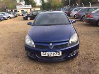 2007 Vauxhall Astra 1.9 CDTi 16v Sport Twin Top 2dr