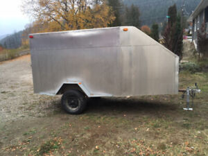 Lightweight Off road Cargo Trailer with Suspension