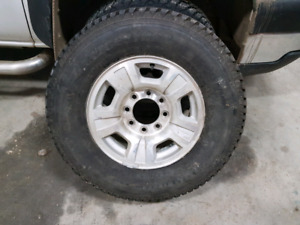 Gmc/Chev tires and rims