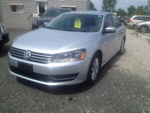 ▀▄▀▄▀▄▀► 2013 VW PASSAT --  WE FINANCE !!!   $12995 ◄▀▄▀▄▀▄▀