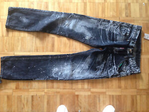 Dsquared jeans nwot's so 32