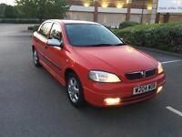 Vauxhall/Opel Astra 1.8i 16v 2000.5MY SXi