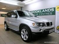 BMW X5 3.0d SPORT Auto [4X SERVICES, SAT NAV and LEATHER]