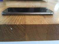 iPhone 6!!! Cracked screen