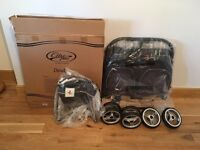 Baby jogger / city mini double pushchair *brand new & boxed