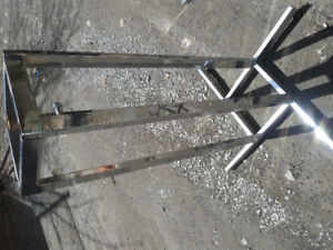 Large lot of clothing racks on sale now!!