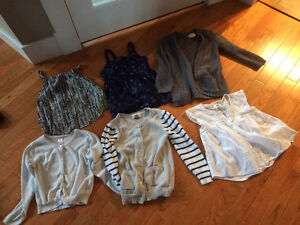Girls clothes size 5T
