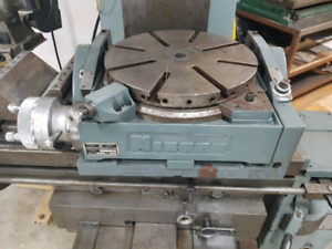 "12"" Rotary table for Mill"