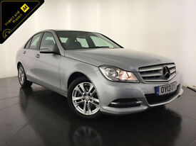 2013 MERCEDES C220 EXECUTIVE SE CDI 1 OWNER SERVICE HISTORY FINANCE PX WELCOME