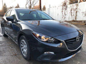 2015 Mazda3 sport GS, touch screen Navig, Heated seats,Low KM...