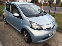 2005 Toyota Aygo 1.0 petrol £20 a year road tax Cheap car
