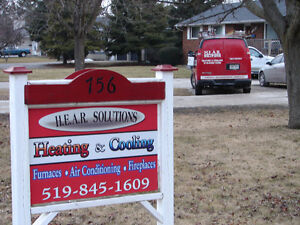 H.E.A.R Solutions Heating and Cooling Inc Sarnia Sarnia Area image 1