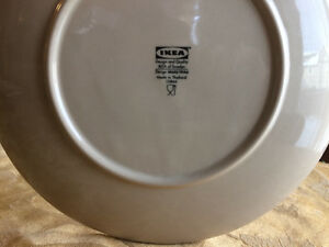 100 Ikea Plates Kitchener / Waterloo Kitchener Area image 2