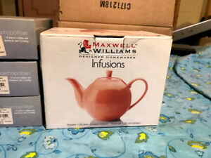Maxwell Williams various Brand New have a look