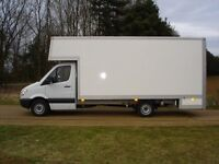 BOLTON VAN HIRE, MAN AND VAN REMOVAL SERVICES, HOUSES /FLATS/OFFICES, SHORT NOTICE WELCOME 3 VANS.