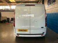 2018 Ford Transit Custom 2.0 TDCi 130ps Low Roof D/Cab Limited Van Crew Van Dies