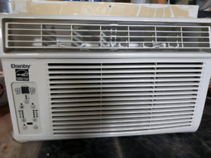 Window air conditioner.